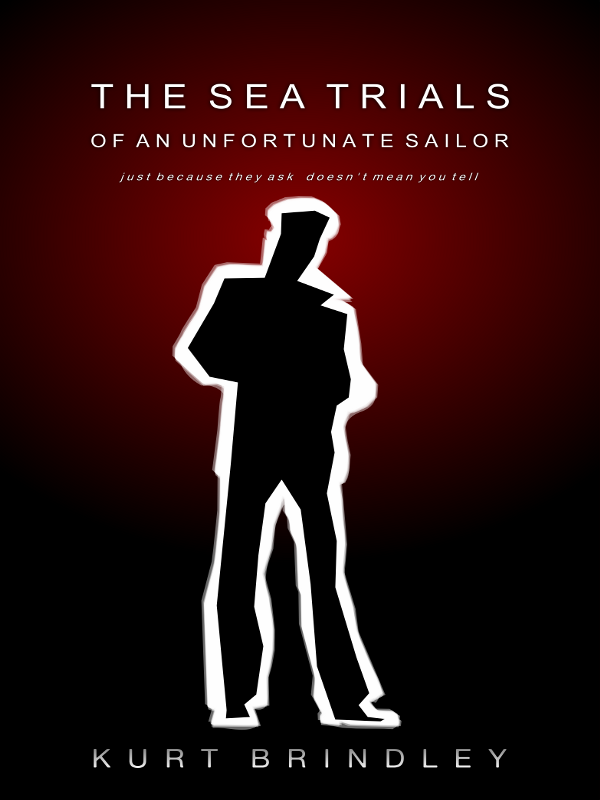 THE SEA TRIALS OF AN UNFORTUNATE SAILOR Book Cover