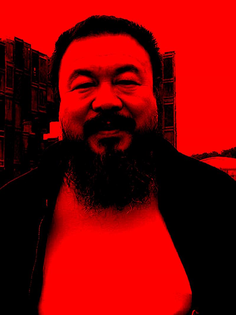 Ai Weiwei, image courtesy Wikipedia