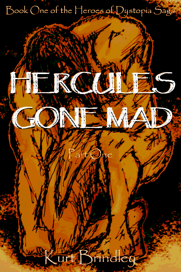 Hercules Gone Mad Book Cover