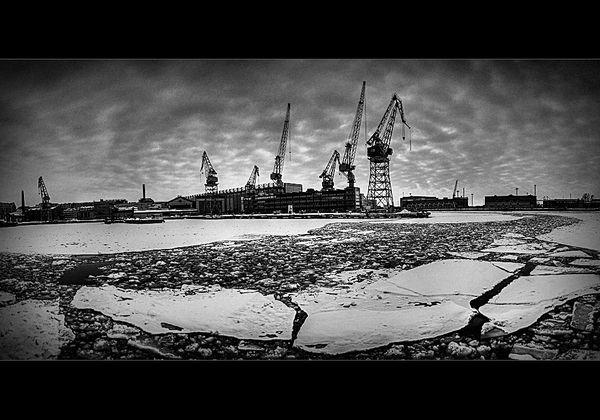 Docks of Dystopia