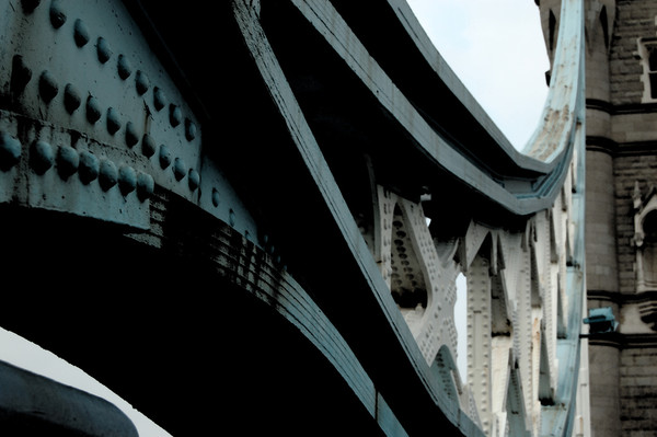 Tower Bridge Delapadated