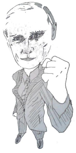 Power To The Putin