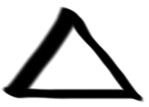 Sankakkei - 三角形