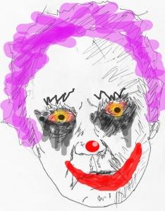 Harvey the Clown