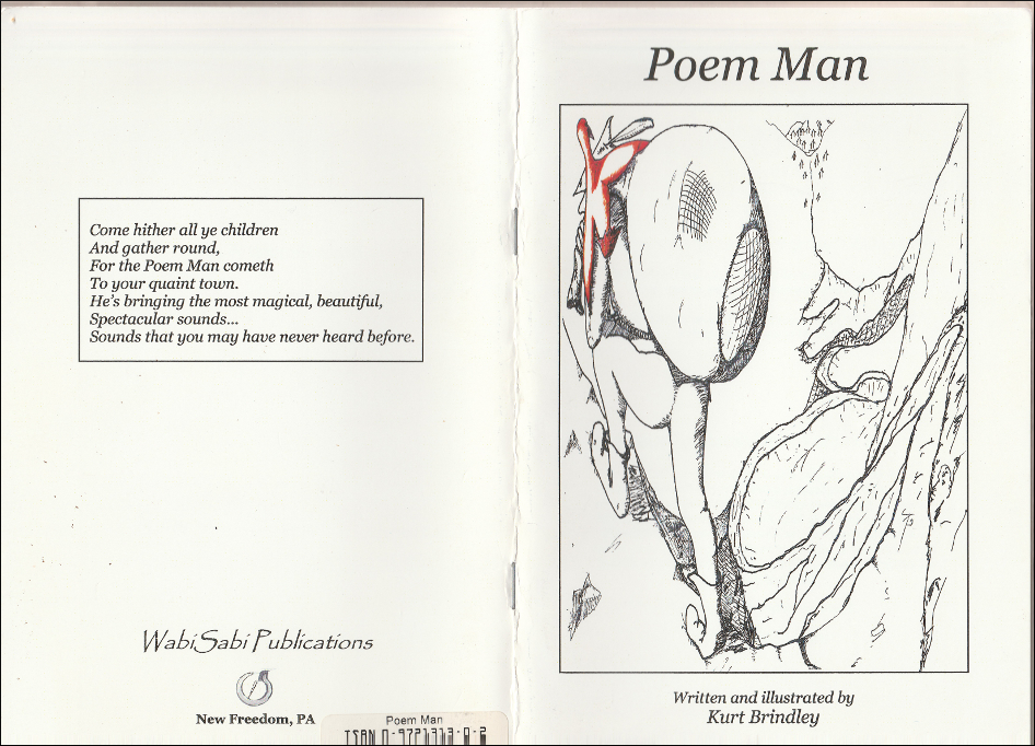 Poem Man Cover