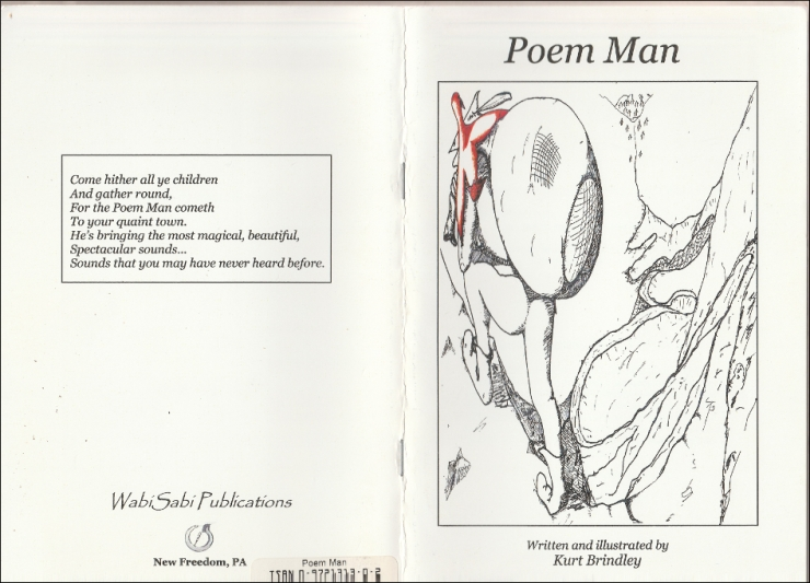 Poem Man Cover