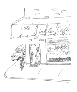 The Tickle Cafe