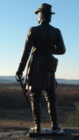 Gettysburg, Pennsylvania, November 9, 2014