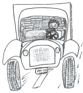 The Truck Drivin' Poet