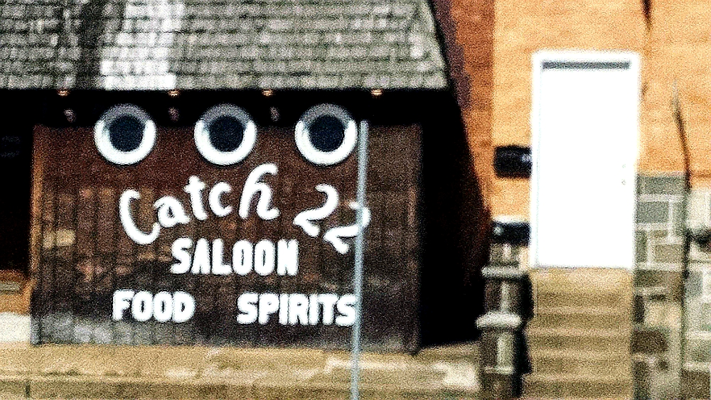 Catch 22 Saloon