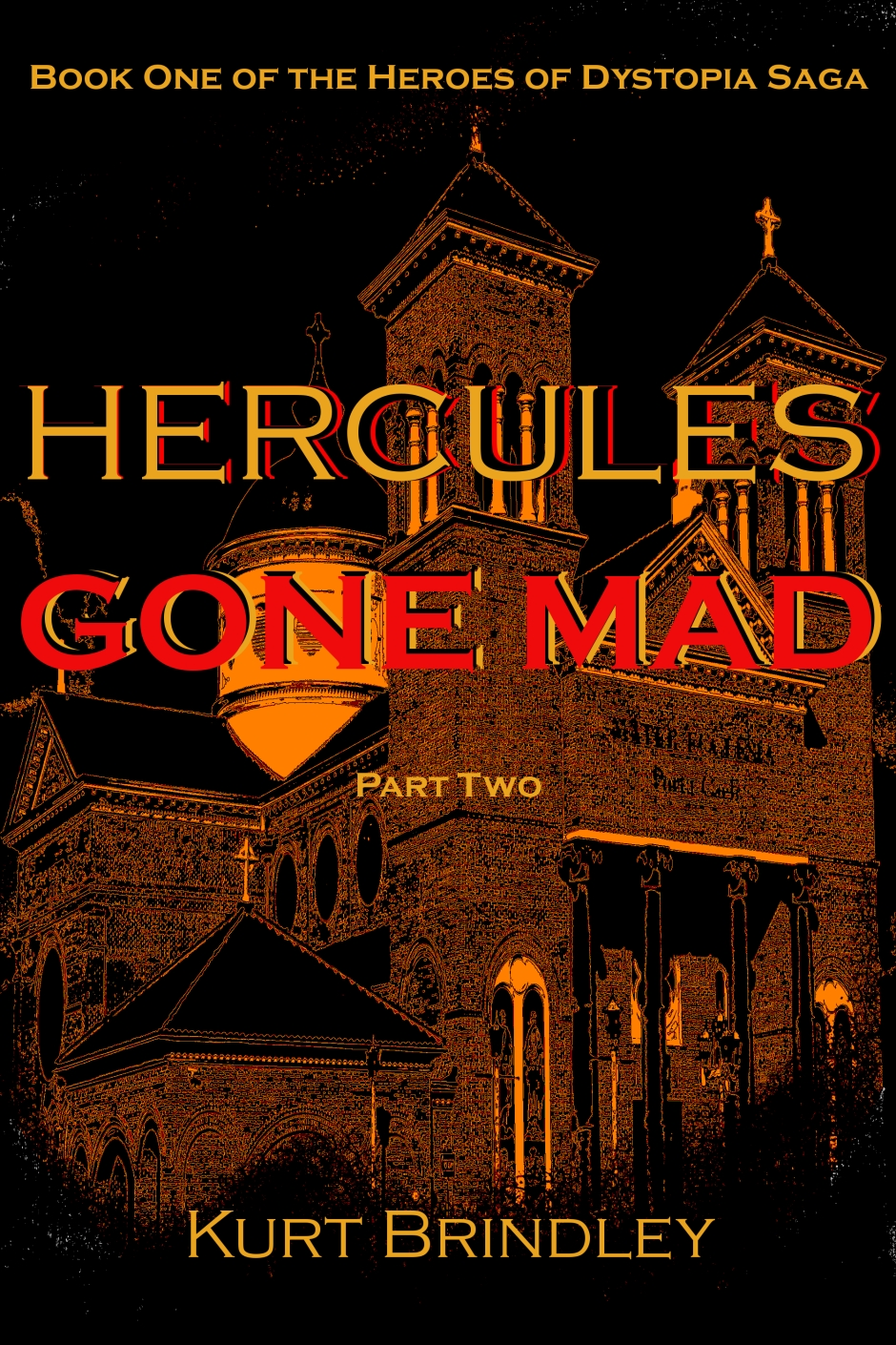 Hercules Gone Mad - Part Two