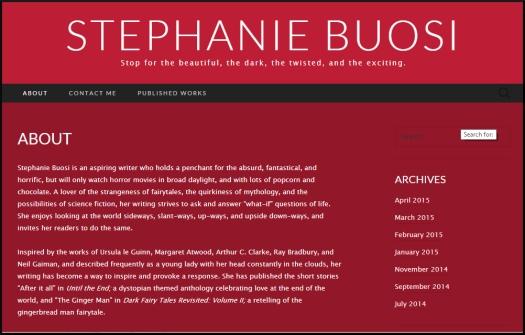 Stephanie Buosi