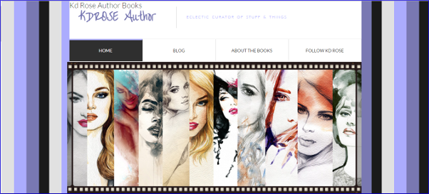 Author KD Rose Website