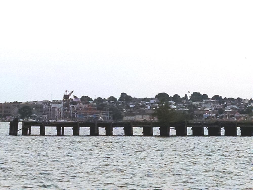 The Pier's End