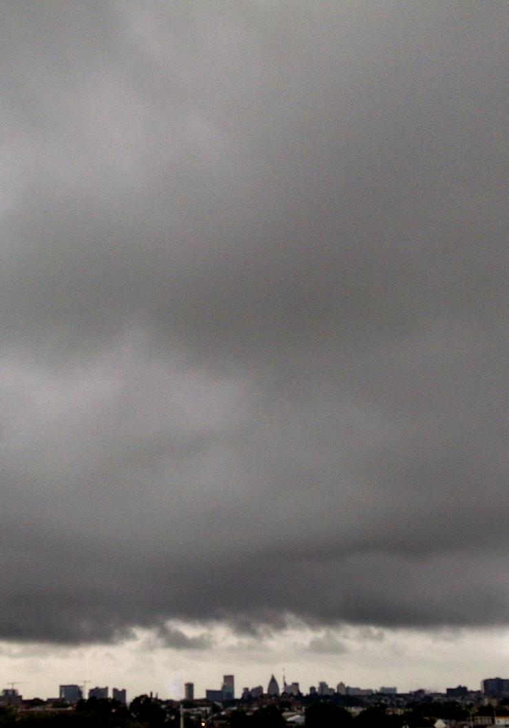 Dark Clouds Loom Heavy