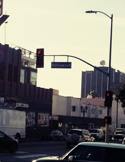 Hollywood BLVD
