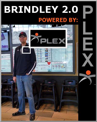 BRINDLEY 2.0: POWERED BY PLEX