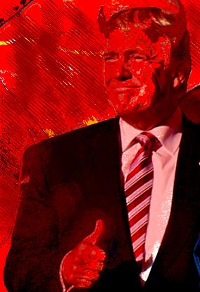trump-satan