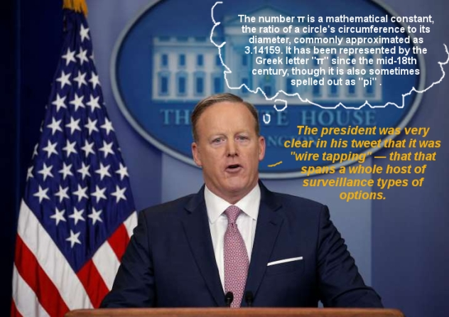 The Dumming Down of Spicer