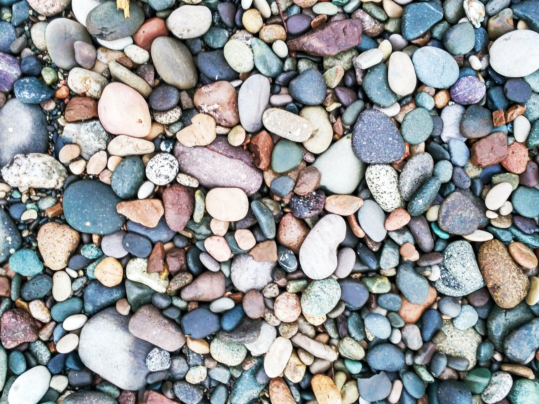 A Pebble is a Rock is a Mountain is Me